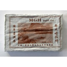 2012 MGH 1214 Eco Big Tree Green Pu-erh Tea Brick 250g