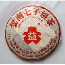2004 Red Dayi 7542 Pu-erh Tea Cake 357g
