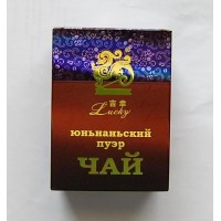 2011 Lucky Brand Pu-erh Tea for Export to Russia 100g X 4
